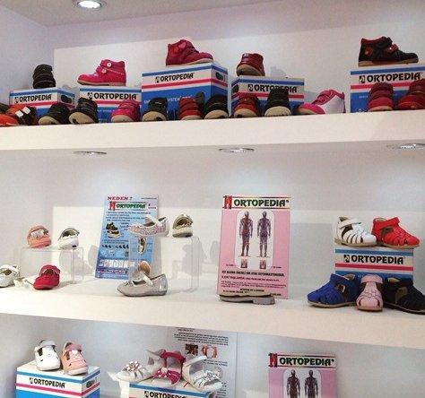 Детская ортопедическая обувь от Ortopedia