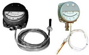 Термосигнализаторы  ТКП-160