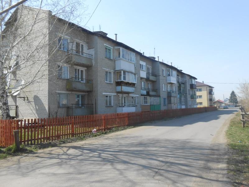 Продам двухкомнатную квартиру в р.п.Каргаполье ,ул.Мира