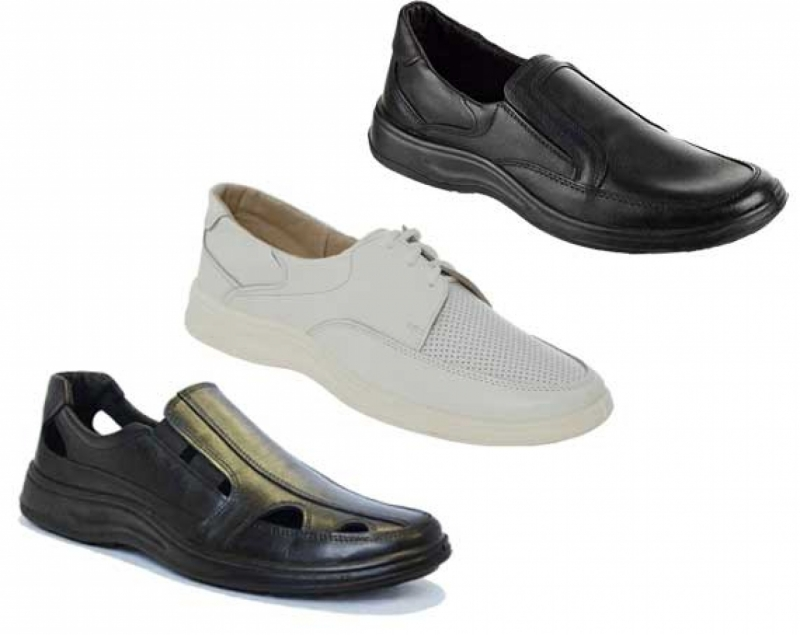 Кожаная обувь оптом от производителя