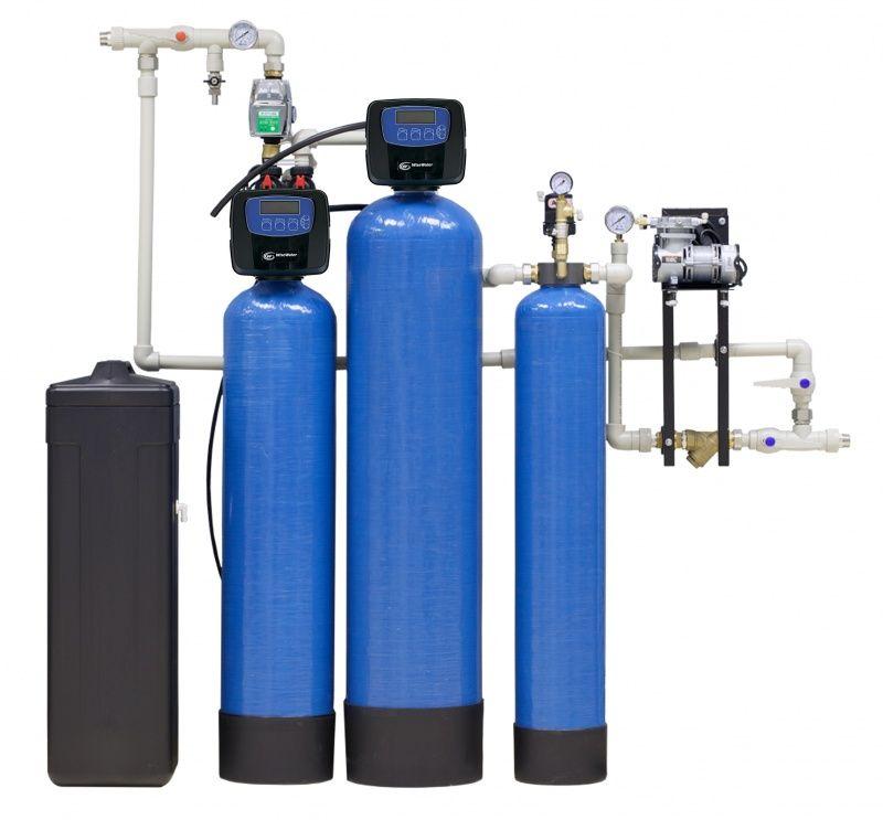 Фильтры для очистки питьевой воды для квартир, домов и дач.