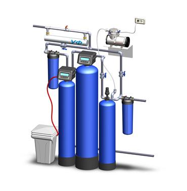 Фильтры очистки питьевой воды для квартир, домов и дач.