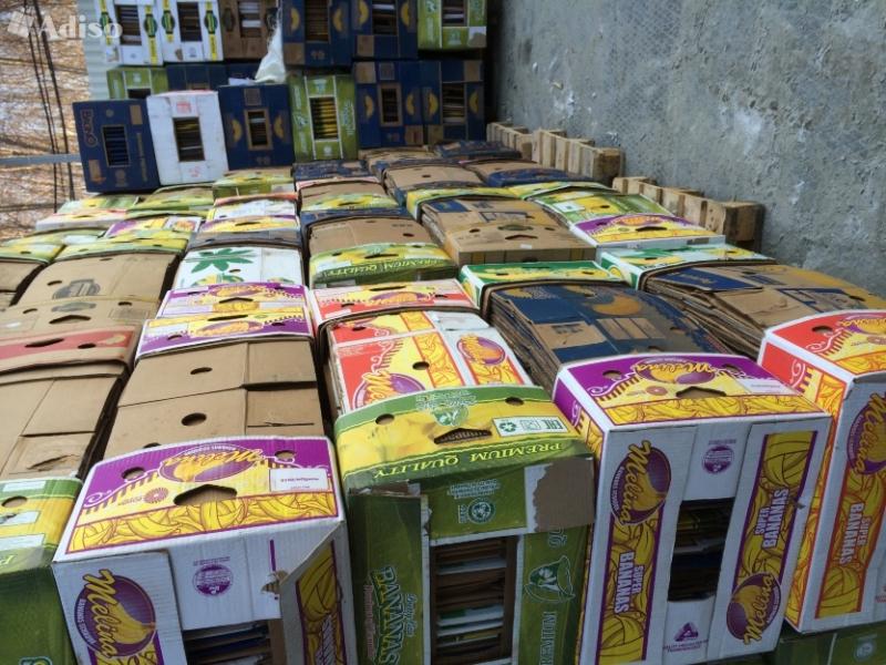 Куплю банановые коробки бу